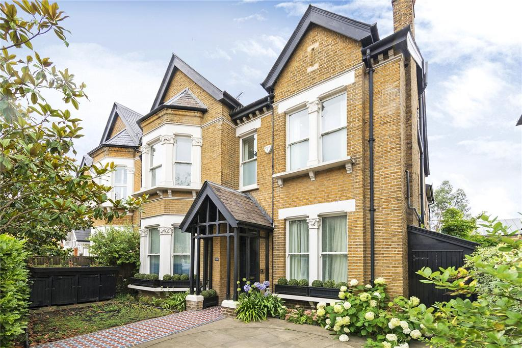 6 Bedrooms Semi Detached House for sale in Upper Richmond Road West, London, SW14