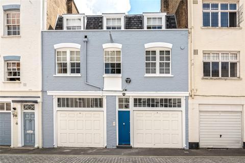 2 bedroom mews to rent - Devonshire Mews South, Marylebone, London, W1G