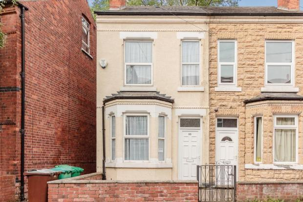 3 Bedrooms Semi Detached House for sale in Wallis Street, Basford, Nottingham, NG6