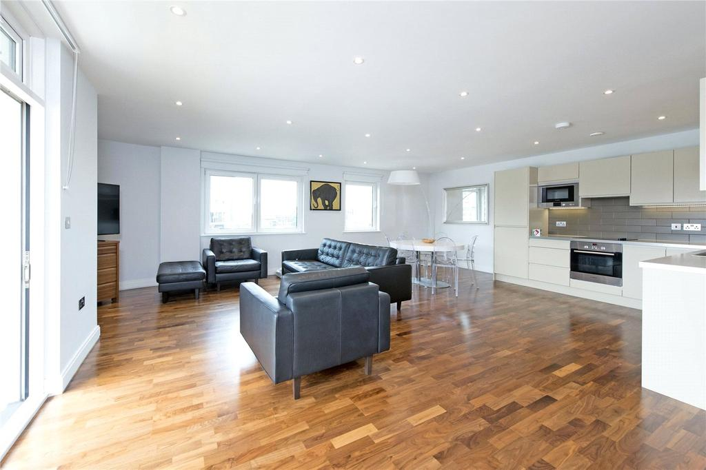 2 Bedrooms Flat for sale in Sesame Apartments, 4 Holman Road, Battersea, London, SW11