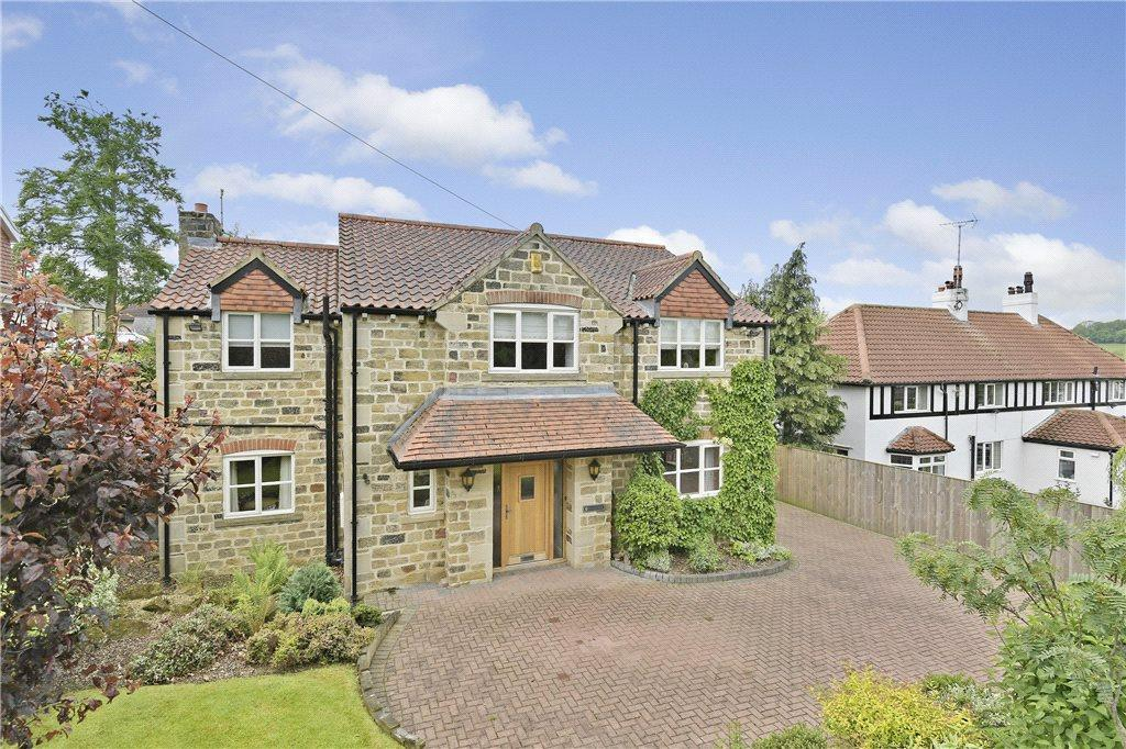 5 Bedrooms Detached House for sale in Second Avenue, Bardsey, Leeds, West Yorkshire