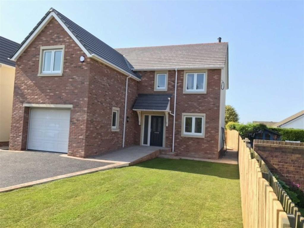 4 Bedrooms Detached House for sale in Cross Lane, Wigton, Cumbria