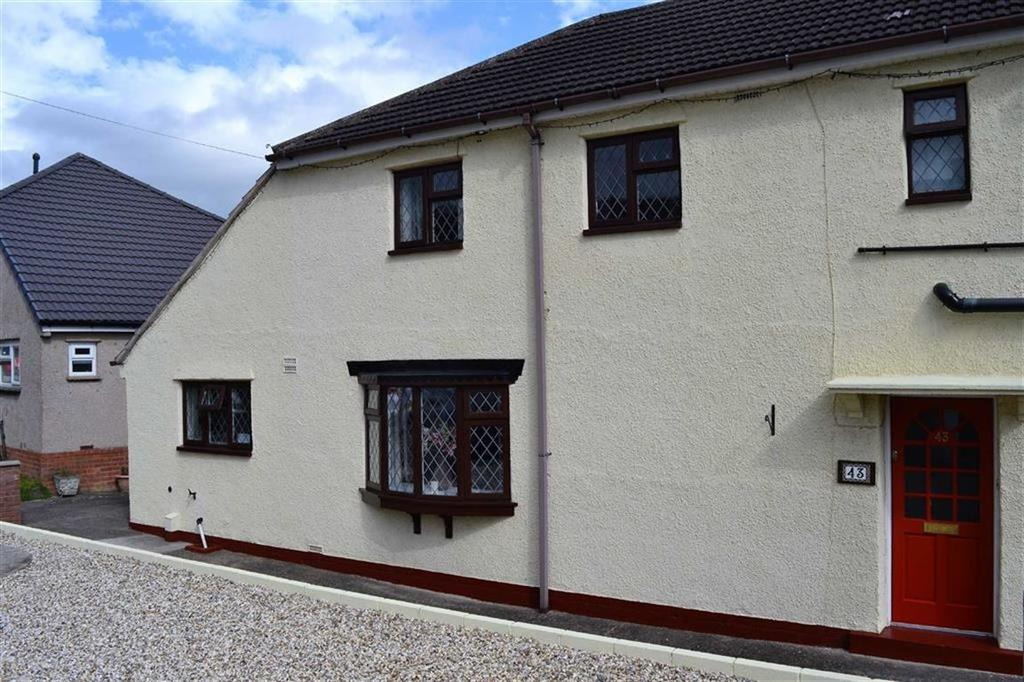 3 Bedrooms Semi Detached House for sale in Borfa Green, Welshpool