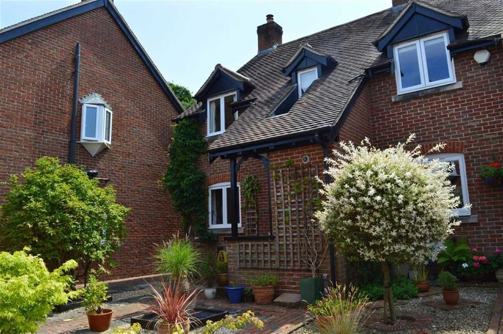 3 Bedrooms End Of Terrace House for sale in Henbury House Gardens, Wimborne, Dorset