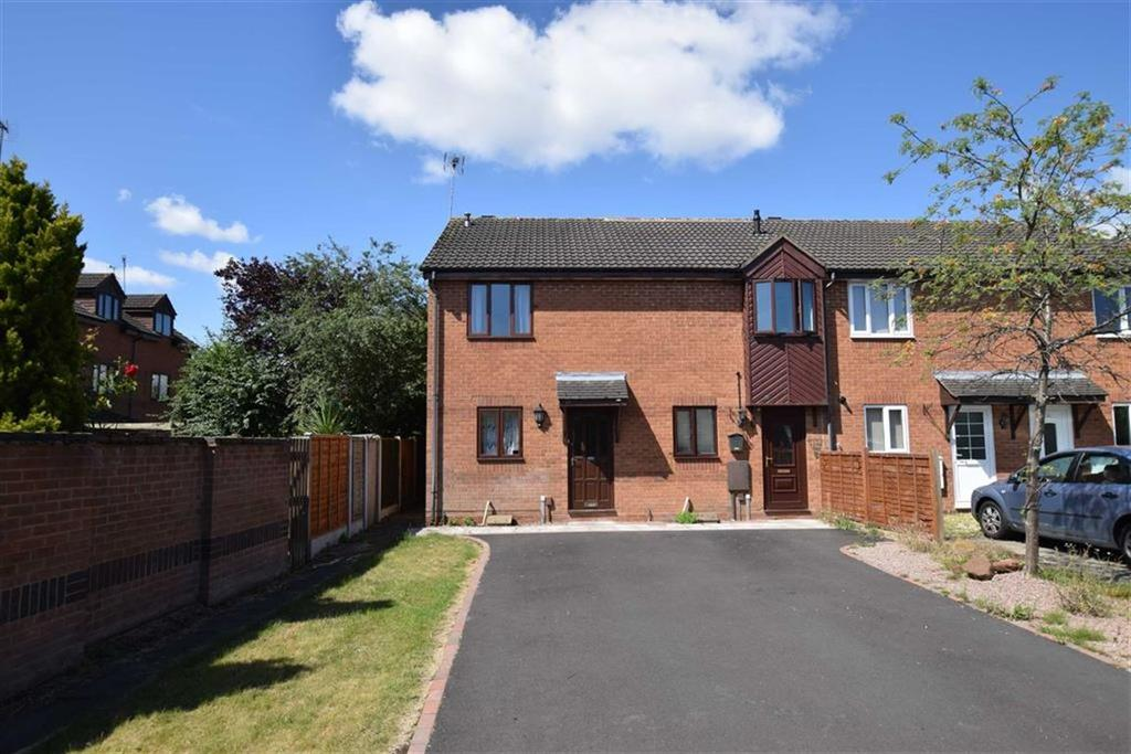 2 Bedrooms End Of Terrace House for sale in Adams Court, Kidderminster, Worcestershire