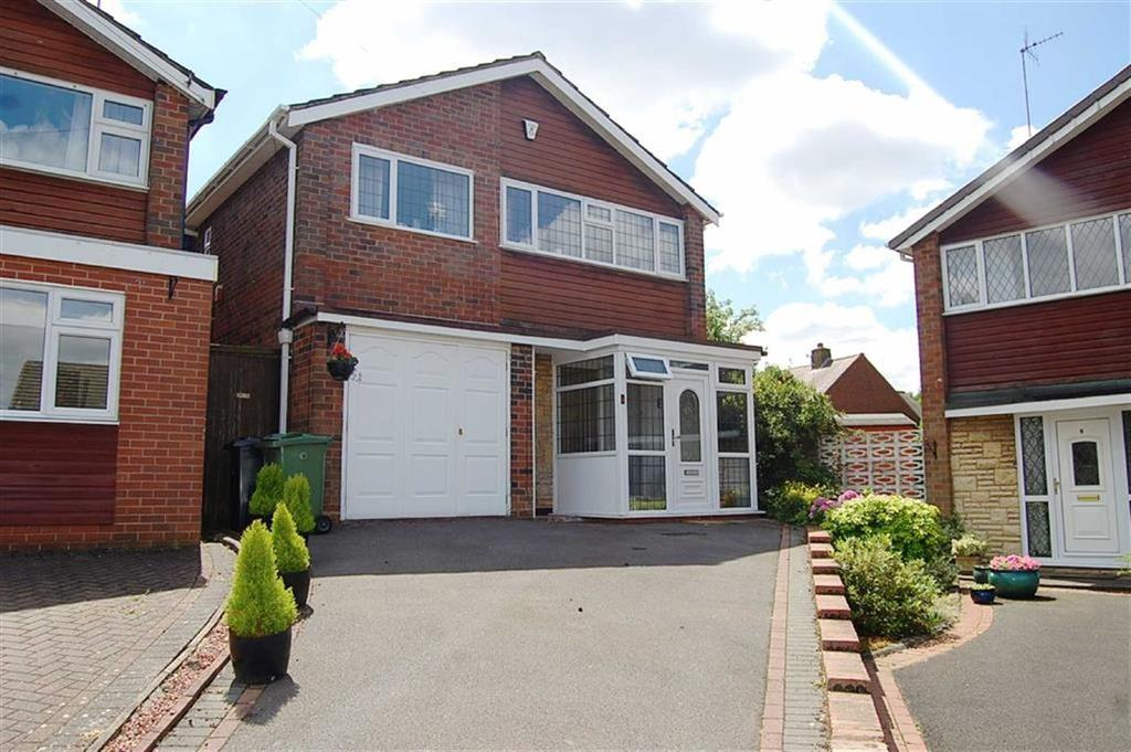 3 Bedrooms Detached House for sale in Hopyard Close, Lower Gornal