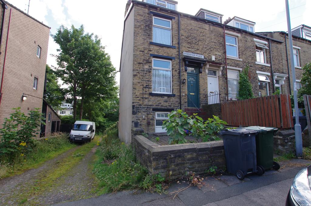 4 Bedrooms End Of Terrace House for sale in SYDENHAM PLACE, BRADFORD, WEST YORKSHIRE, BD3 0LA