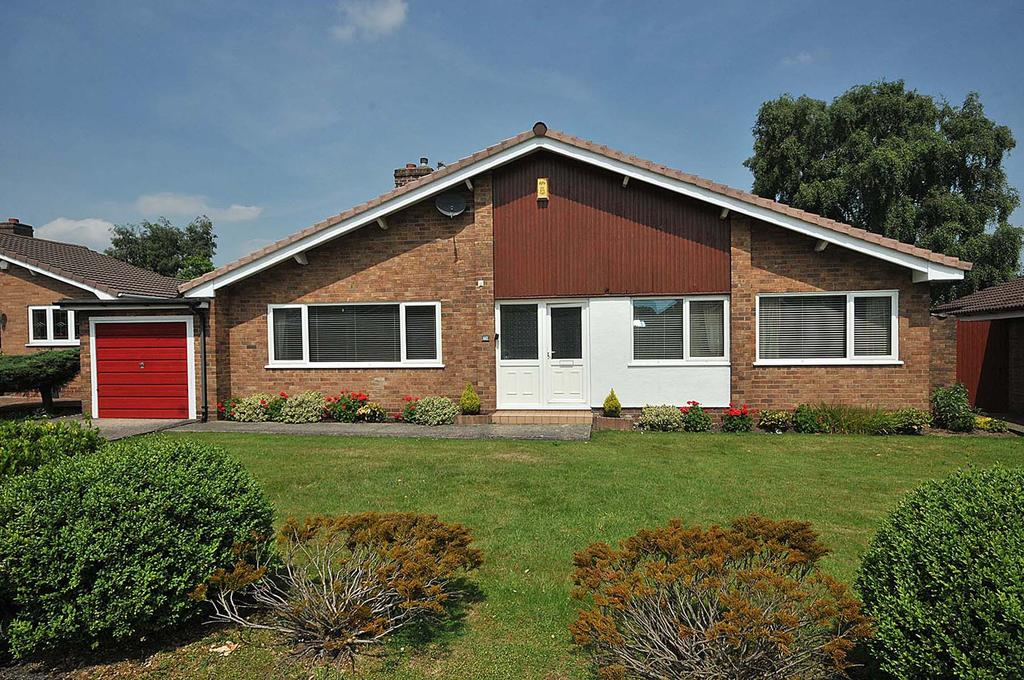 3 Bedrooms Detached Bungalow for sale in Willow Lane, Appleton