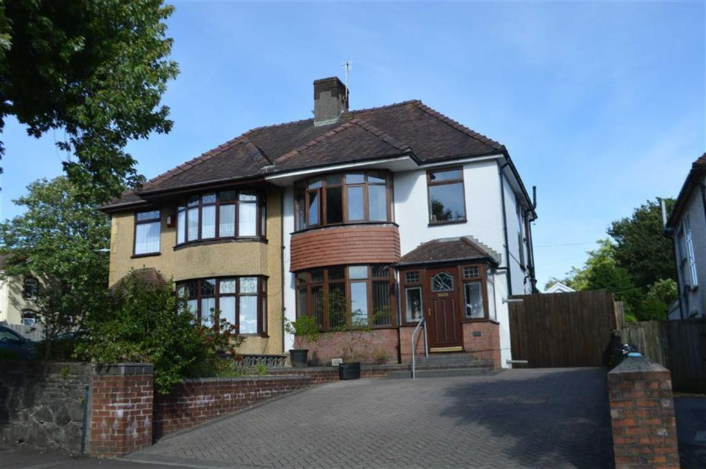 3 Bedrooms Semi Detached House for sale in Cockett Road, Swansea, SA2