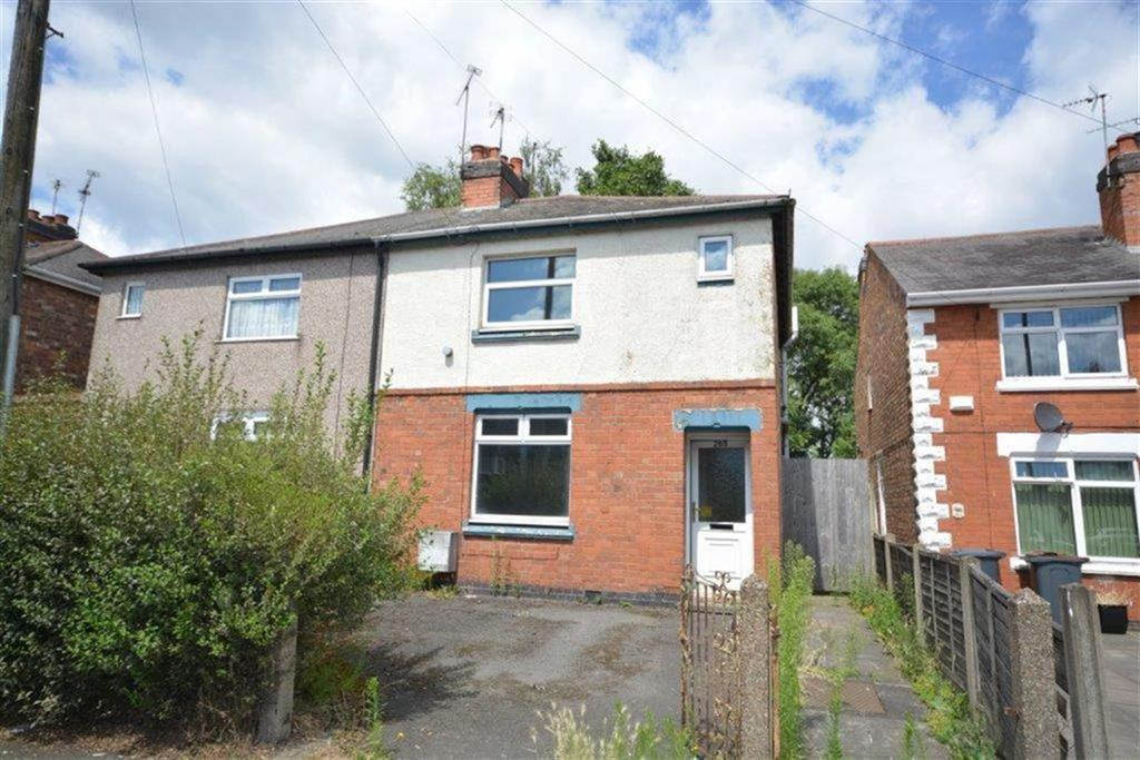 2 Bedrooms Semi Detached House for sale in Newtown Road, Bedworth, Warwickshire