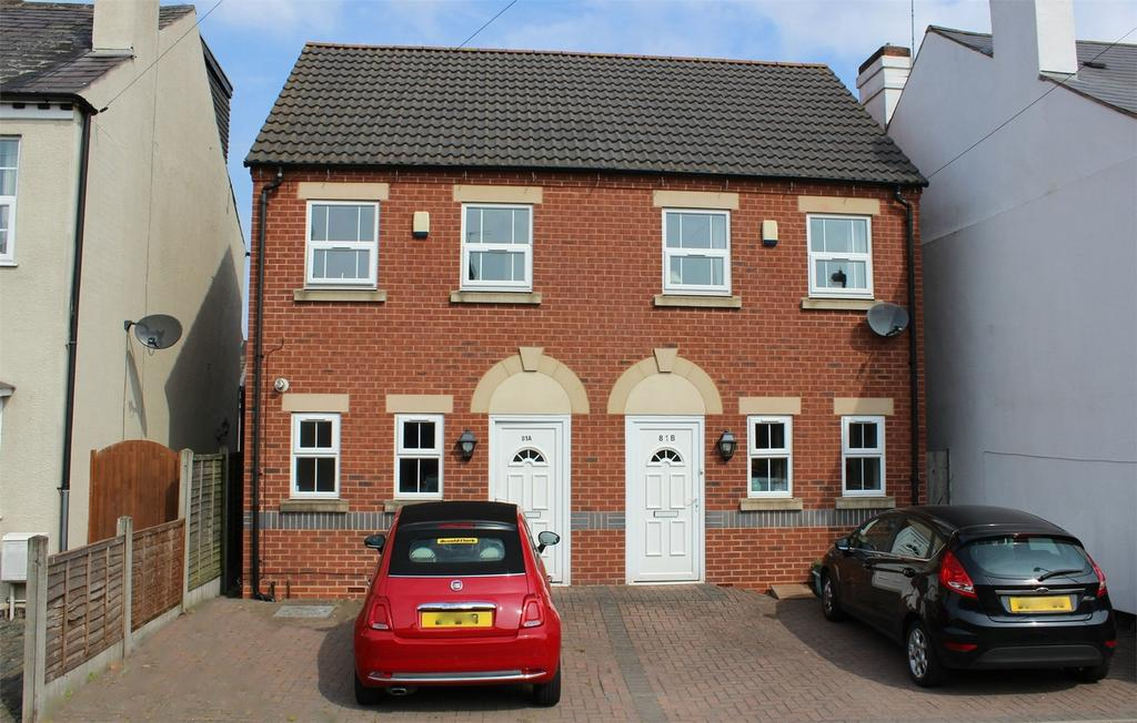 2 Bedrooms Semi Detached House for sale in Blackberry Lane, HALESOWEN, West Midlands
