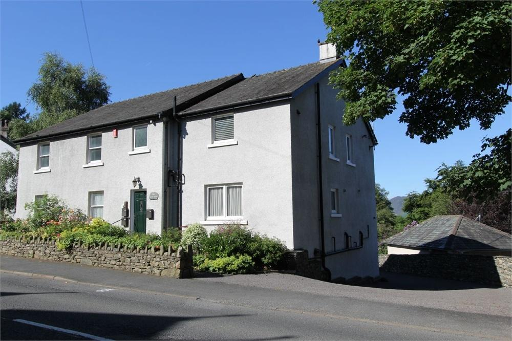 2 Bedrooms Maisonette Flat for sale in The End Bit, The Auld Barn, Chestnut Hill, Keswick, Cumbria