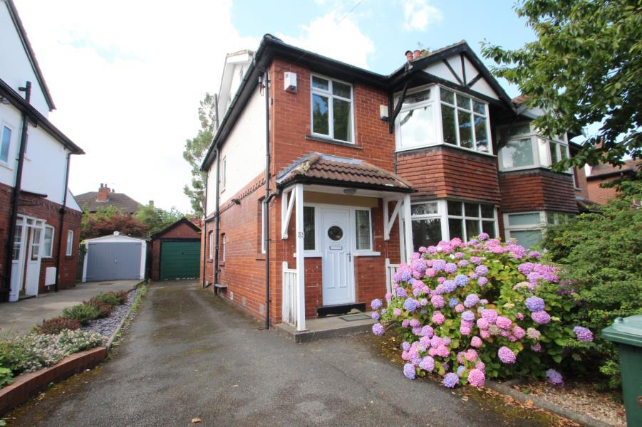 4 Bedrooms Semi Detached House for rent in BECKETTS PARK DRIVE, LEEDS, WEST YORKSHIRE, LS6 3PD