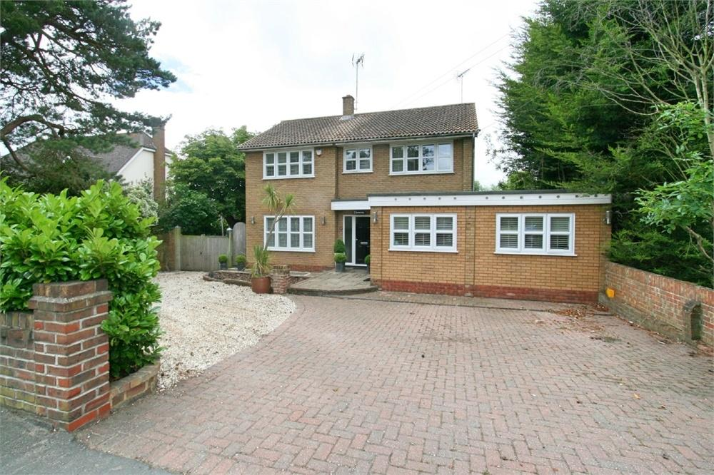 4 Bedrooms Detached House for sale in Choweena, Kelvedon Road, Tiptree, COLCHESTER, Essex