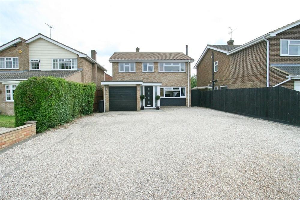 4 Bedrooms Detached House for sale in Scraley Road, Heybridge, MALDON, Essex