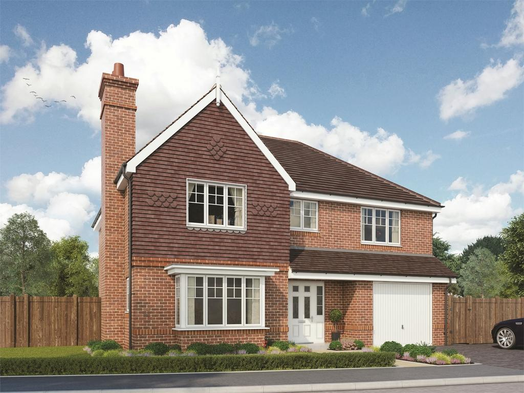 4 Bedrooms Detached House for sale in Medstead, Alton, Hampshire
