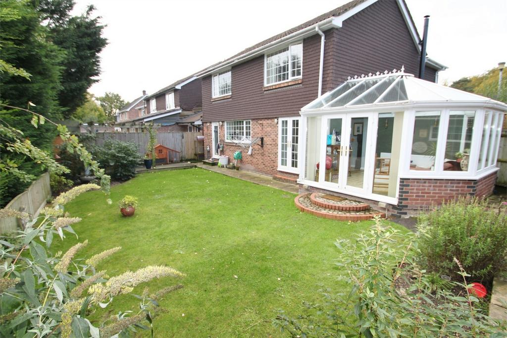 4 Bedrooms Detached House for sale in Woodlands, Southampton, Hampshire