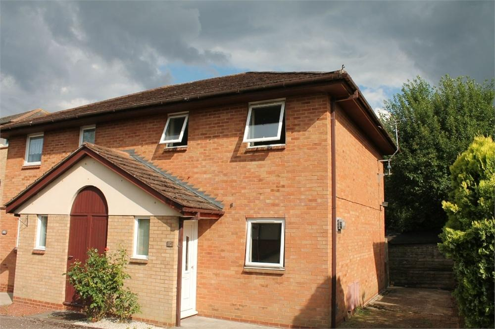 2 Bedrooms Semi Detached House for sale in Crownhill, MILTON KEYNES, Buckinghamshire