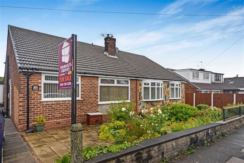 2 Bedrooms Semi Detached Bungalow for sale in Ash Drive, Swinton