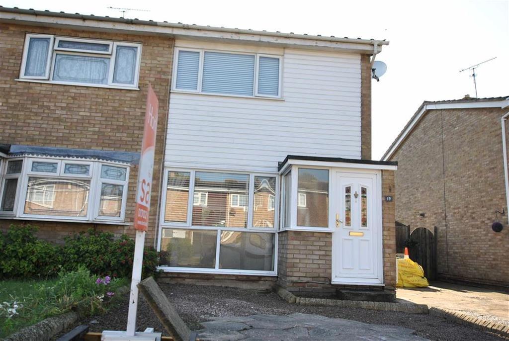 2 Bedrooms Terraced House for sale in Vermeer Crescent, Shoeburyness, Essex