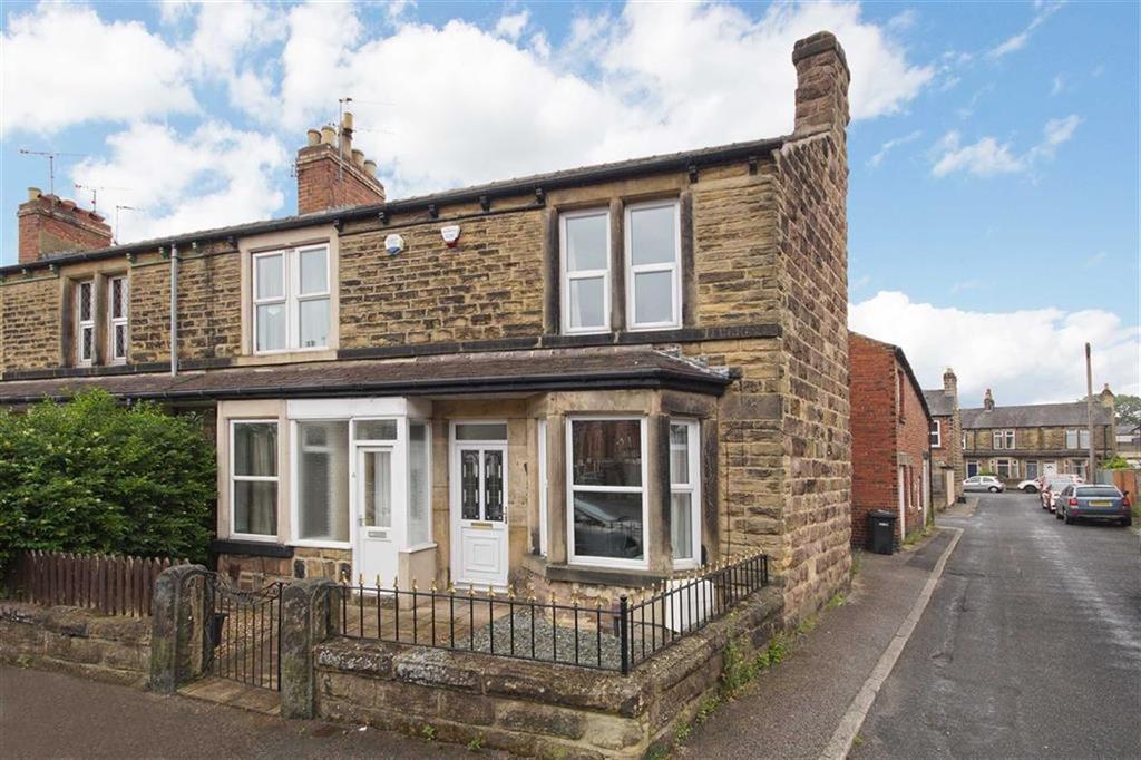 2 Bedrooms End Of Terrace House for sale in Regent Terrace, Harrogate, North Yorkshire