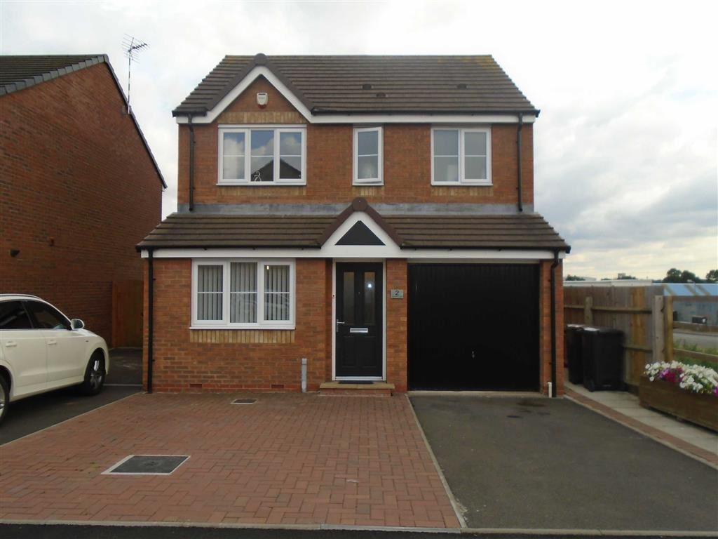 3 Bedrooms Detached House for sale in Sargasso Lane, Bermuda, Nuneaton, Warwickshire, CV10