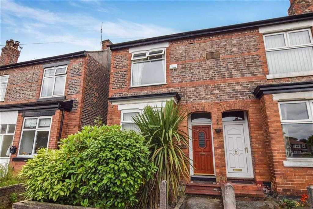 2 Bedrooms End Of Terrace House for sale in Sinderland Road, Altrincham, Cheshire, WA14