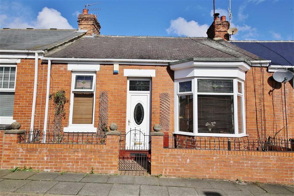 2 Bedrooms Cottage House for sale in Hawarden Crescent, High Barnes, Sunderland, SR4