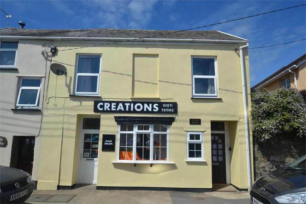 1 Bedroom End Of Terrace House for sale in BICKINGTON, Barnstaple, Devon