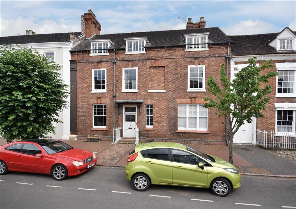 7 Bedrooms Town House for sale in Mizpah, 21, East Castle Street, High Town, Bridgnorth, Shropshire, WV16