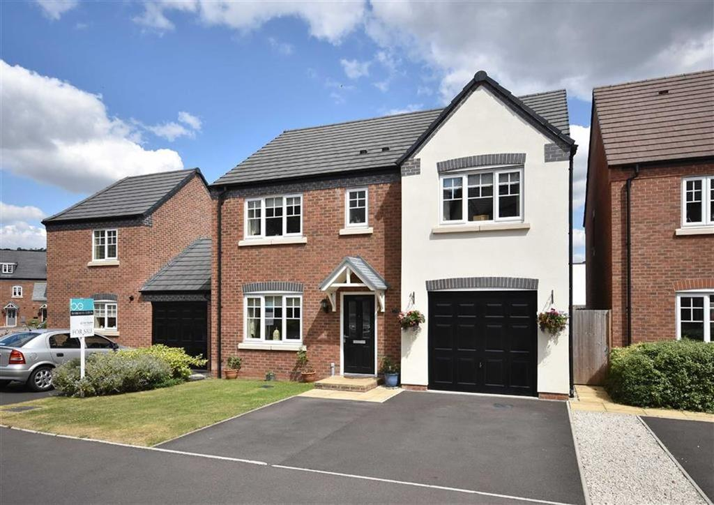 5 Bedrooms Detached House for sale in 17 Kings Court, Stourbridge Road, Low Town, Bridgnorth, Shropshire, WV15