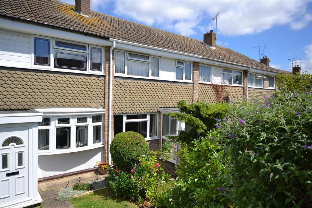3 Bedrooms Terraced House for sale in Tile Kiln, Chelmsford