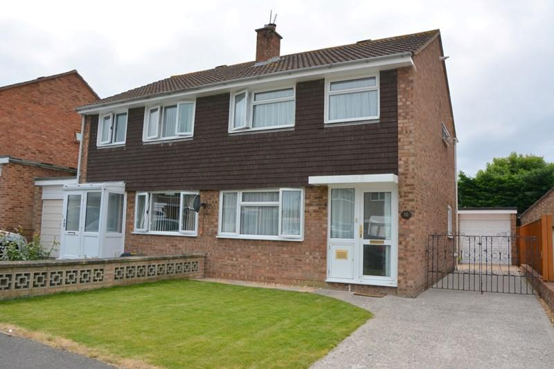 3 Bedrooms Semi Detached House for sale in Rowlands Rise, Puriton