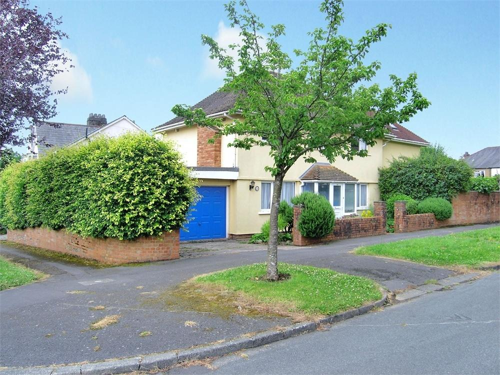 4 Bedrooms Detached House for sale in Beatty Avenue, Roath Park, Cardiff