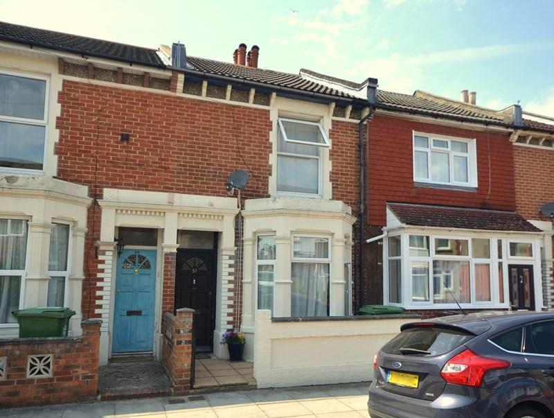 3 Bedrooms Terraced House for sale in Ripley Grove, Baffins, Portsmouth