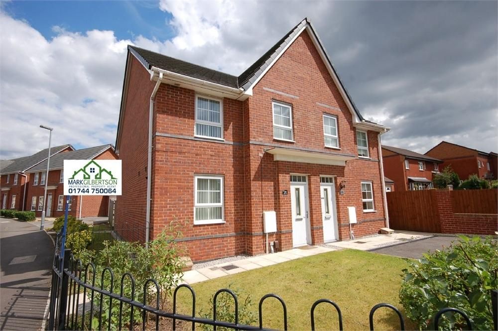 4 Bedrooms Semi Detached House for sale in Leighton Drive, Sutton, ST HELENS, Merseyside