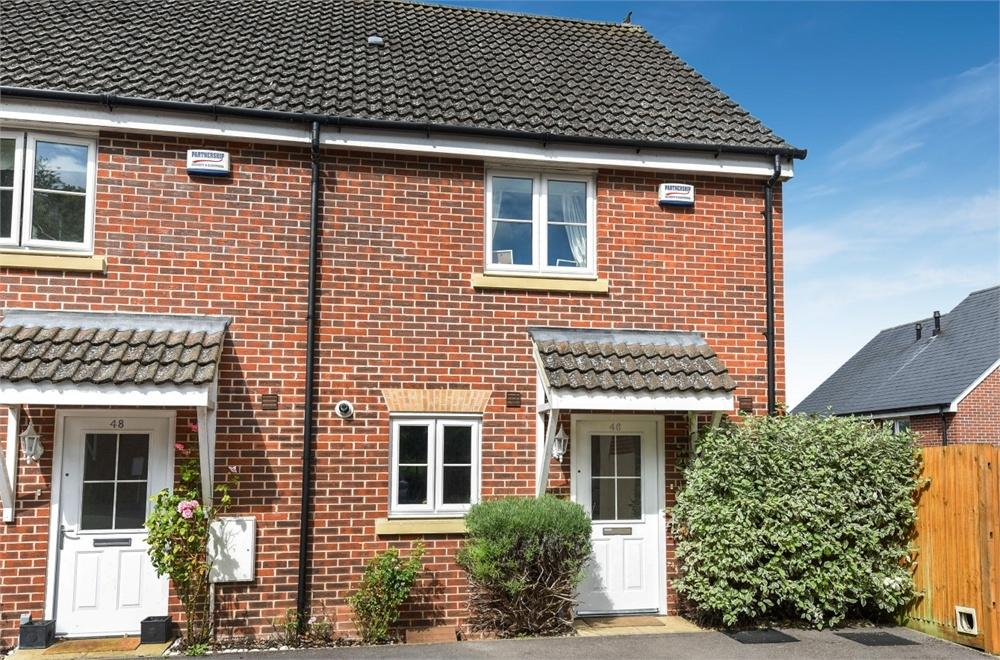 2 Bedrooms End Of Terrace House for sale in Pilgrims Way, Laverstock, Salisbury, Wiltshire