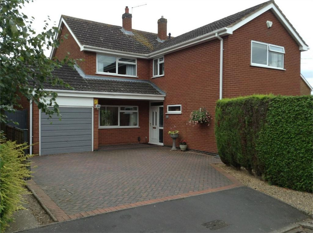 4 Bedrooms Detached House for sale in Chelsea Close, St Nicolas Park, Nuneaton, Warwickshire