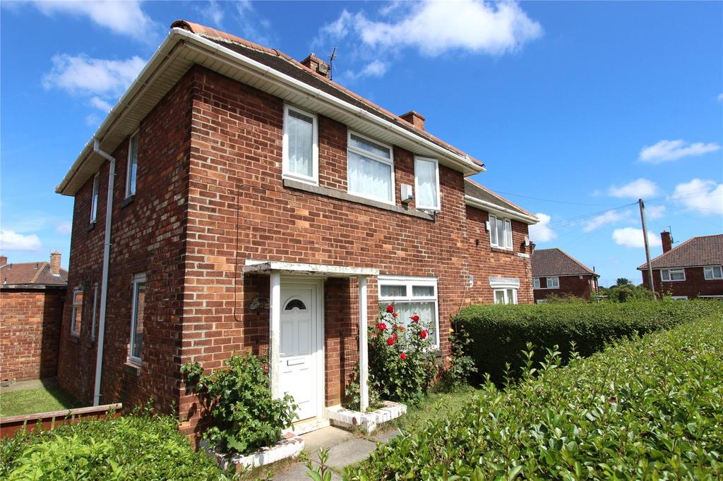 3 Bedrooms Semi Detached House for sale in Wayside Road, Thorntree