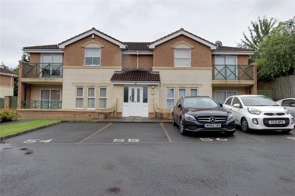 2 Bedrooms Flat for sale in Finchley Court, Acklam