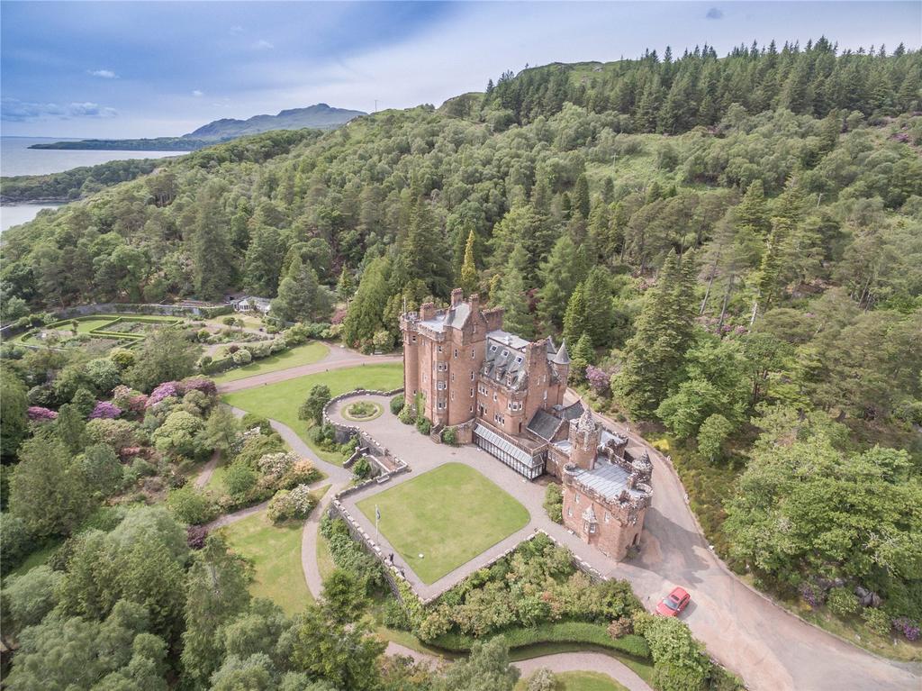 16 Bedrooms Detached House for sale in Glenborrodale Castle, Glenborrodale, Acharacle, Highland, PH36