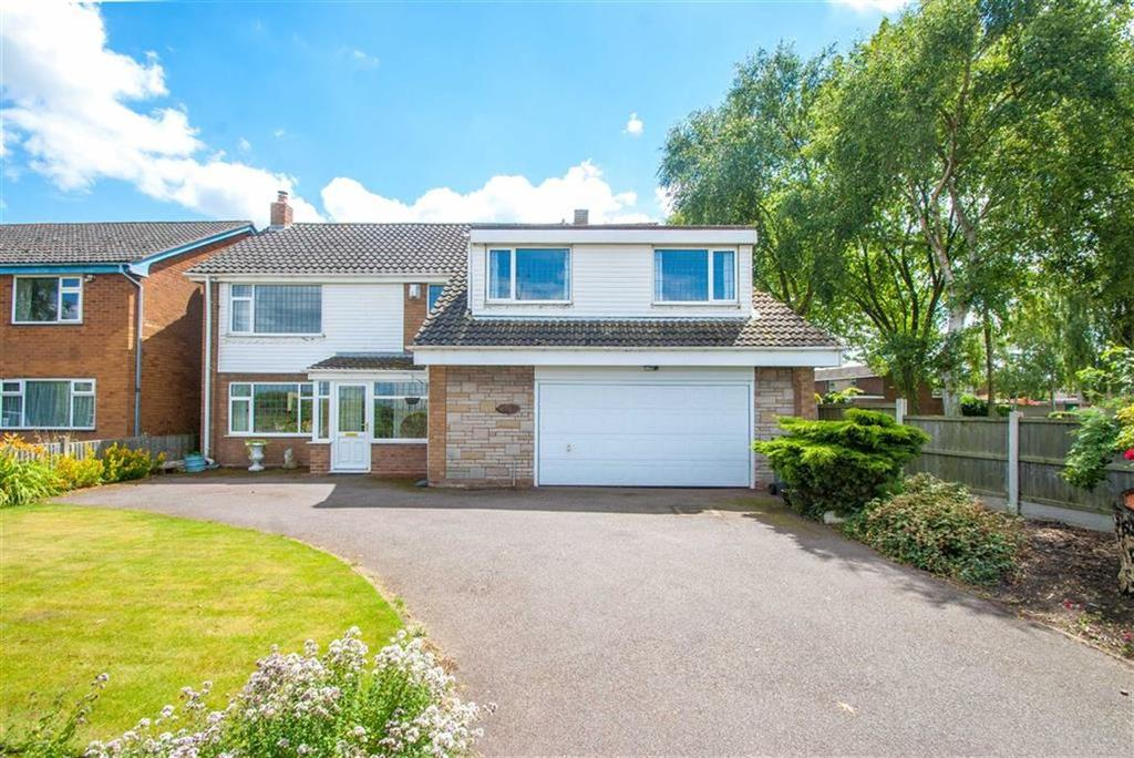 4 Bedrooms Detached House for sale in Coton Lane, Tamworth, Staffordshire