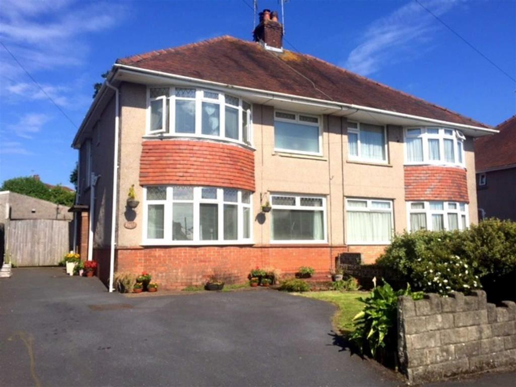 3 Bedrooms Semi Detached House for sale in Fairy Grove, Killay, Swansea