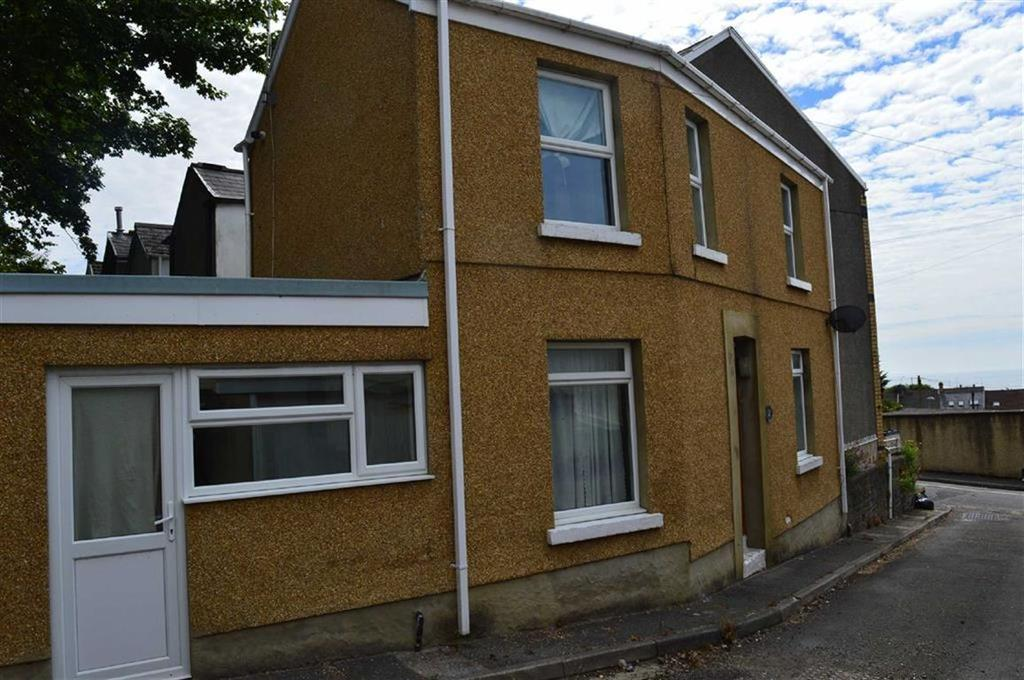 2 Bedrooms End Of Terrace House for sale in Bay View Terrace, Swansea, SA1