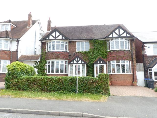5 Bedrooms Detached House for sale in Birmingham Road,Great Barr,Birmingham