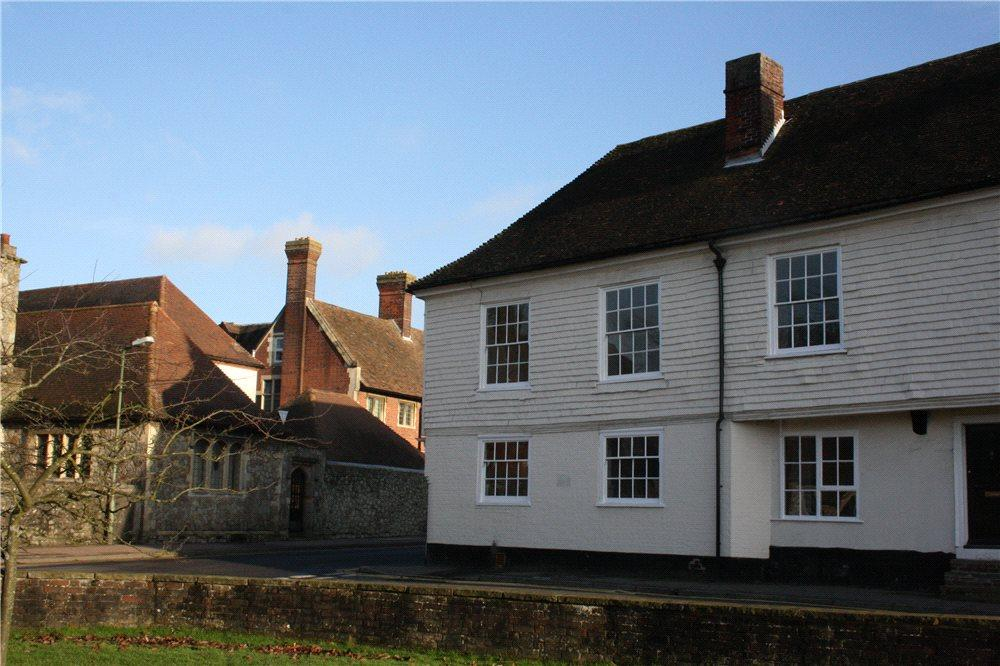 3 Bedrooms Terraced House for sale in High Street, Wye, Ashford, Kent