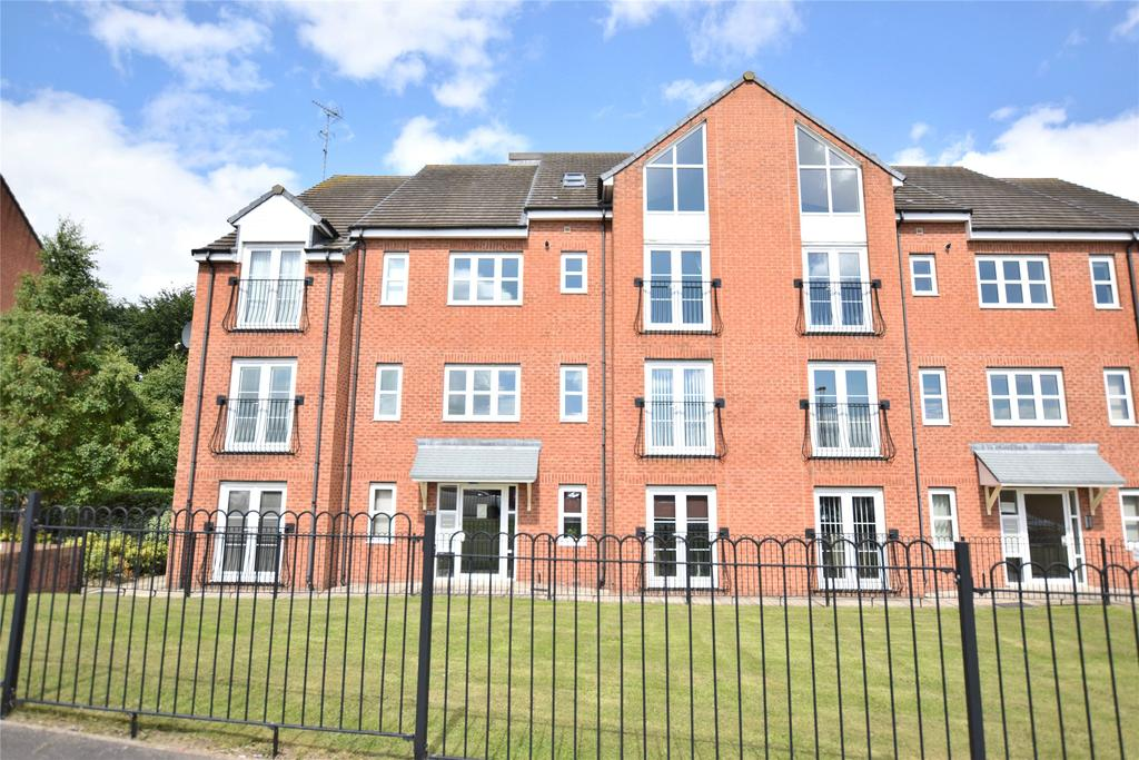 2 Bedrooms Apartment Flat for sale in Leam Lane