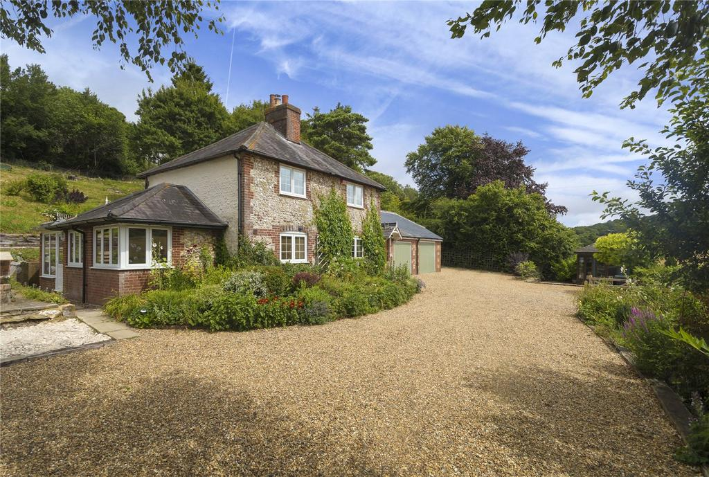 3 Bedrooms Detached House for sale in Covet Lane, Kingston, Canterbury, Kent
