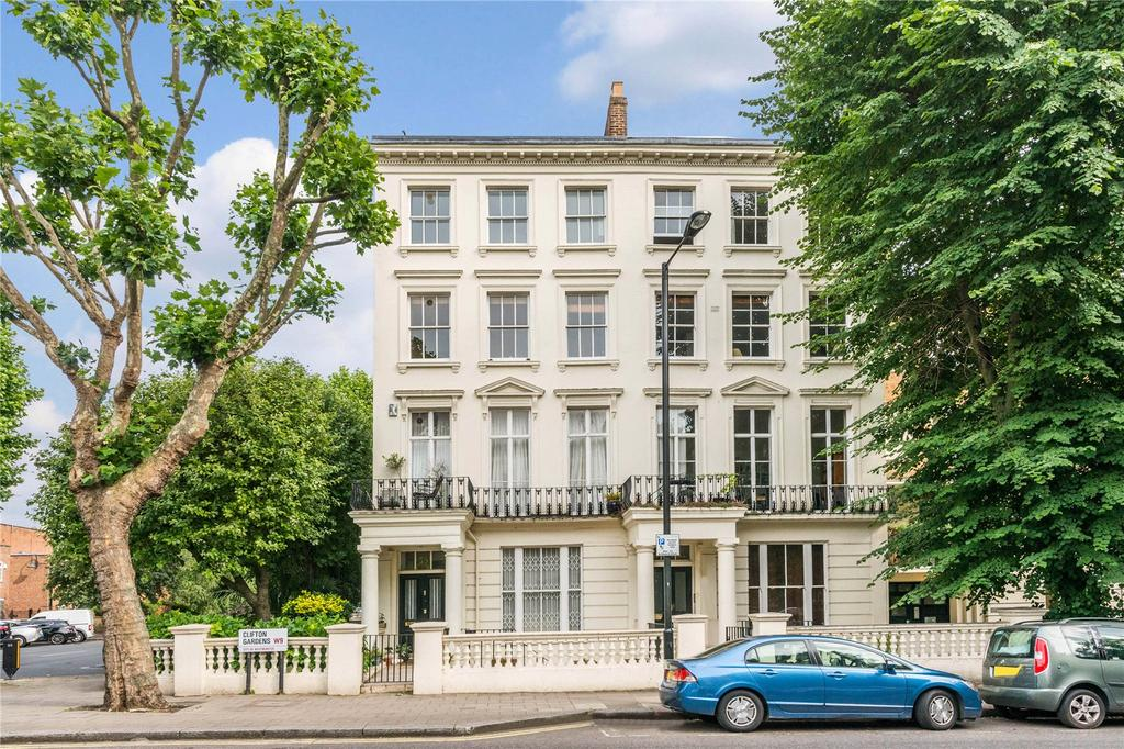 2 Bedrooms Flat for sale in Clifton Gardens, Little Venice, London