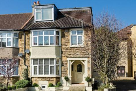 4 bedroom end of terrace house to rent - St John's Road, Bathwick